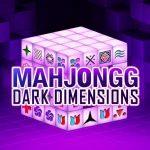 Mahjongg Mørke Dimensioner