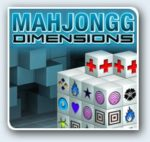 Mahjongg Dimensions Fifteen Flash