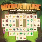 Woodventure Mahjong Connect