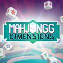 Mahjongg Dimensions 15 minutes game
