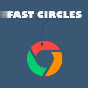 Fast Circles game
