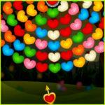 Валентинки Колесо пузырей