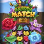 Trädgårdsmatch 3D