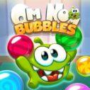 Om Nom Bubbles game