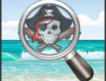 Hidden Objects – Pirate Treasure