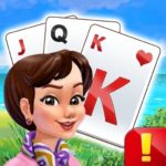 Tripeaks Solitaire Kings agus Queens