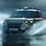 Land Rover Defender 90 Puzzle