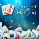 Micorsoft Mahjong game