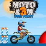 Pool Party Moto X3M