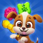 Hundepuzzle-Geschichte